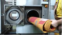 rug centrifuge spin