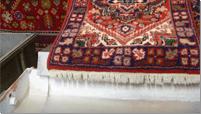 rug fringe detailing